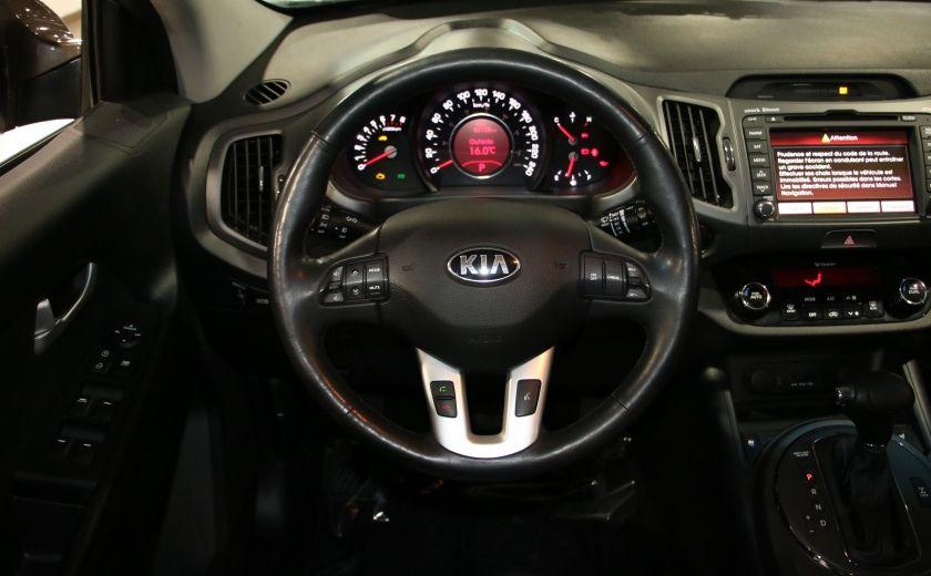 2013 Kia Sportage SX AWD AUTO A/C CUIR TOIT MAGS #15