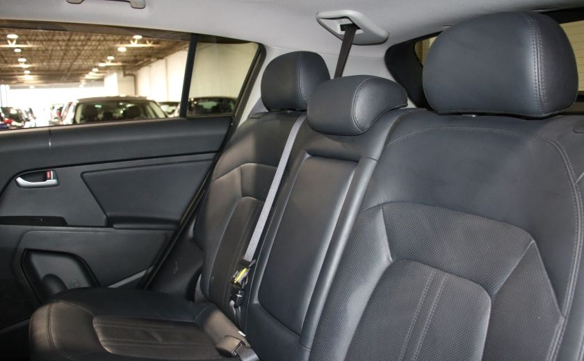 2013 Kia Sportage SX AWD AUTO A/C CUIR TOIT MAGS #22