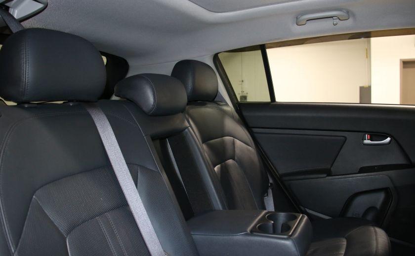 2013 Kia Sportage SX AWD AUTO A/C CUIR TOIT MAGS #24