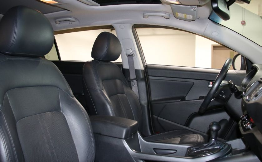 2013 Kia Sportage SX AWD AUTO A/C CUIR TOIT MAGS #27