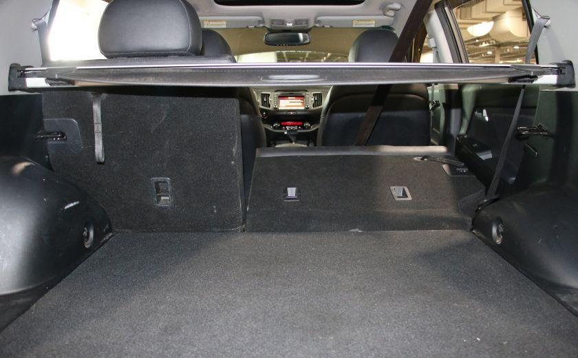 2013 Kia Sportage SX AWD AUTO A/C CUIR TOIT MAGS #32