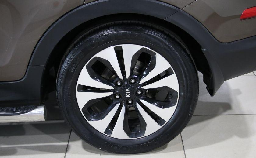 2013 Kia Sportage SX AWD AUTO A/C CUIR TOIT MAGS #33