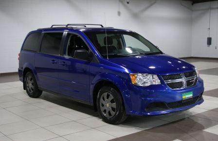 2013 Dodge GR Caravan SE STOW'N GO A/C GR ELECT #0