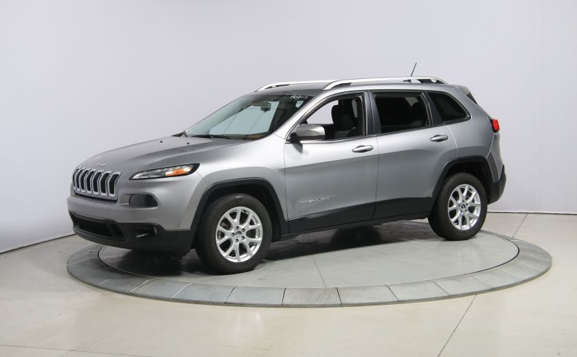 2014 Jeep Cherokee North AUTO A/C GR ELECT MAGS BLUETOOTH CAM.RECUL #2