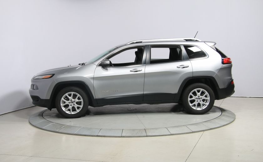 2014 Jeep Cherokee North AUTO A/C GR ELECT MAGS BLUETOOTH CAM.RECUL #3