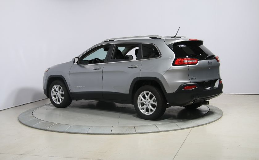 2014 Jeep Cherokee North AUTO A/C GR ELECT MAGS BLUETOOTH CAM.RECUL #4