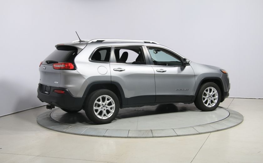 2014 Jeep Cherokee North AUTO A/C GR ELECT MAGS BLUETOOTH CAM.RECUL #6