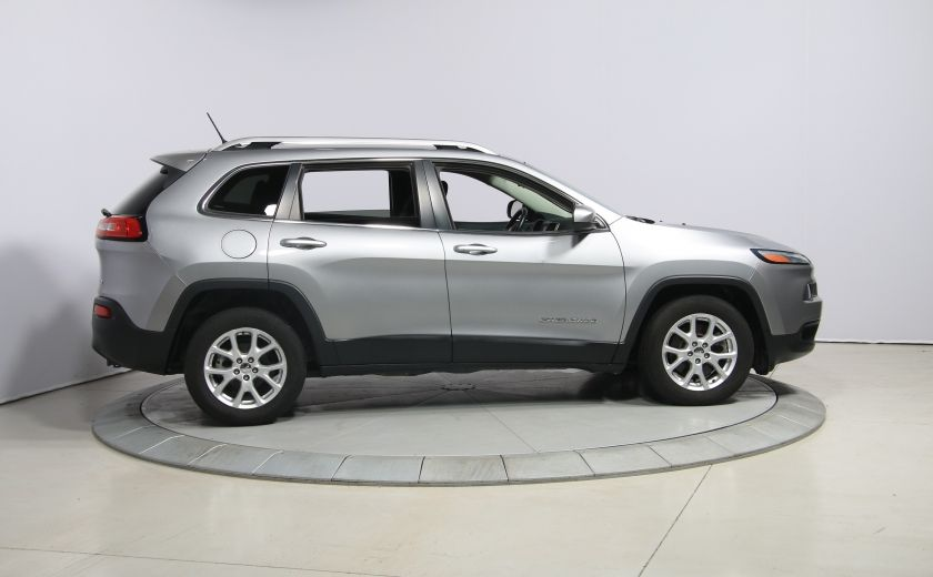 2014 Jeep Cherokee North AUTO A/C GR ELECT MAGS BLUETOOTH CAM.RECUL #7