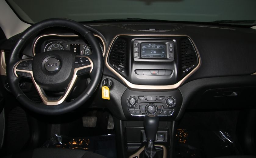 2014 Jeep Cherokee North AUTO A/C GR ELECT MAGS BLUETOOTH CAM.RECUL #11