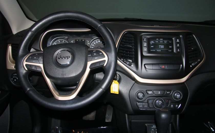 2014 Jeep Cherokee North AUTO A/C GR ELECT MAGS BLUETOOTH CAM.RECUL #12