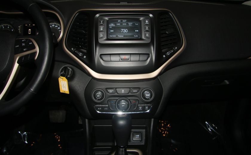 2014 Jeep Cherokee North AUTO A/C GR ELECT MAGS BLUETOOTH CAM.RECUL #14