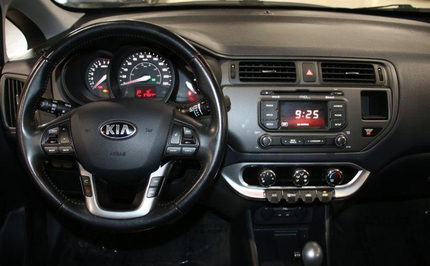 2014 Kia Rio LX+ ECO AUTO A/C MAGS BLUETOOTH CAMERA RECUL #12