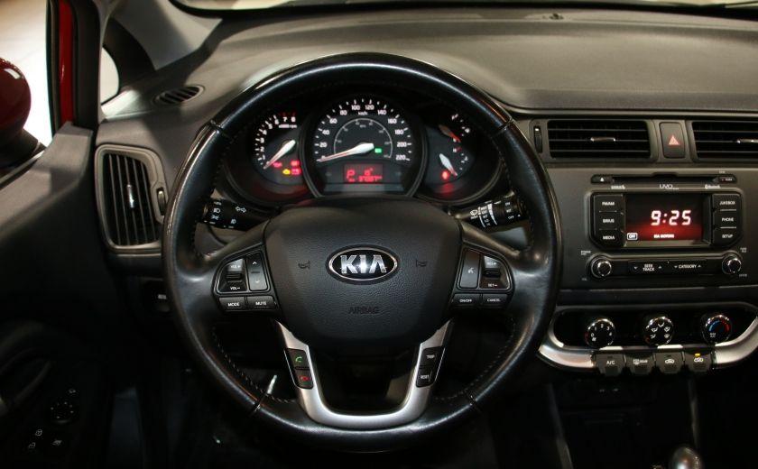 2014 Kia Rio LX+ ECO AUTO A/C MAGS BLUETOOTH CAMERA RECUL #13