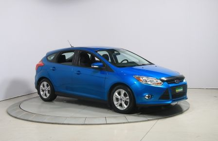 2013 Ford Focus SE AUTO A/C GR ELECT MAGS BLUETOOTH #0