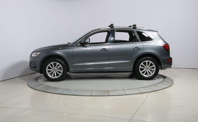 2013 Audi Q5 2.0L Premium QUATTRO CUIR TOIT PANO MAGS #3