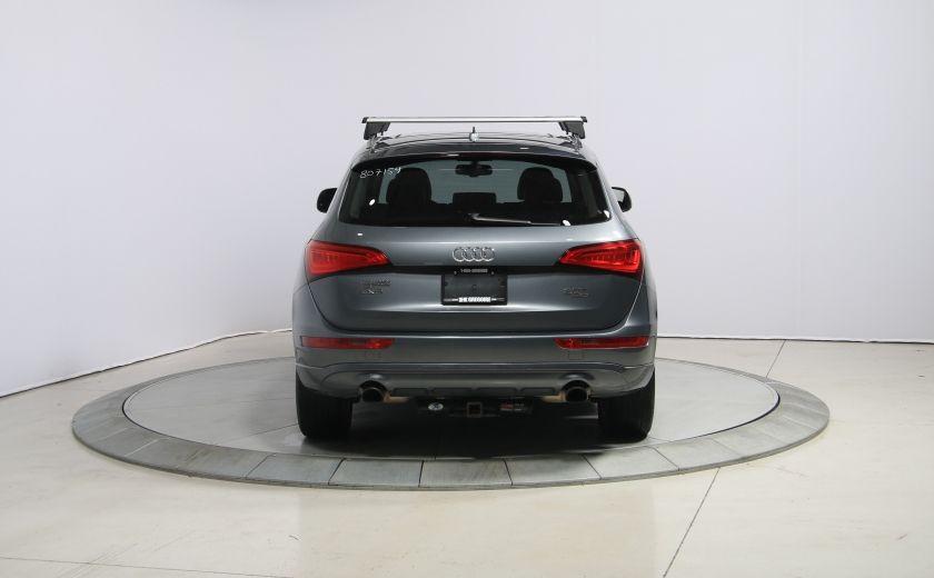2013 Audi Q5 2.0L Premium QUATTRO CUIR TOIT PANO MAGS #5