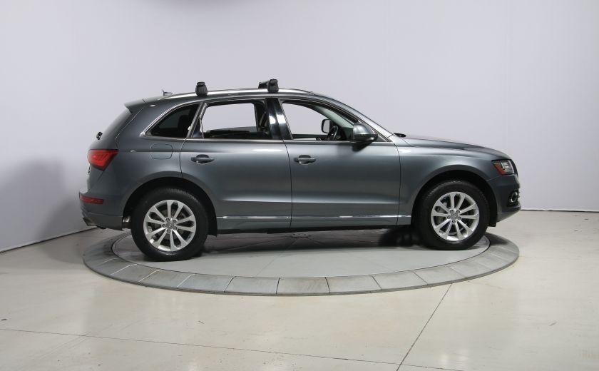 2013 Audi Q5 2.0L Premium QUATTRO CUIR TOIT PANO MAGS #7