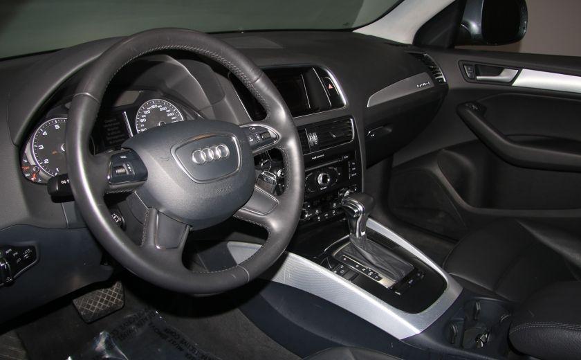 2013 Audi Q5 2.0L Premium QUATTRO CUIR TOIT PANO MAGS #8
