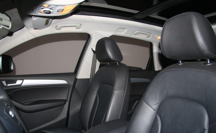 2013 Audi Q5 2.0L Premium QUATTRO CUIR TOIT PANO MAGS #9
