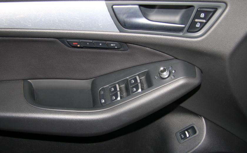 2013 Audi Q5 2.0L Premium QUATTRO CUIR TOIT PANO MAGS #10