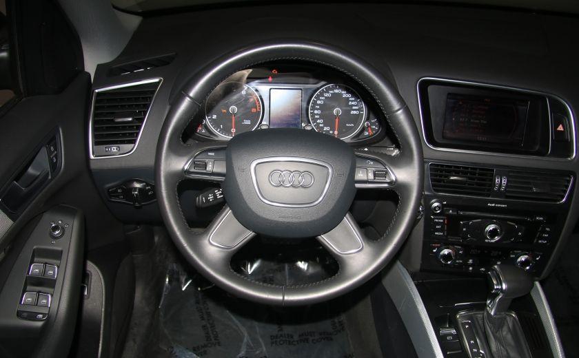 2013 Audi Q5 2.0L Premium QUATTRO CUIR TOIT PANO MAGS #15