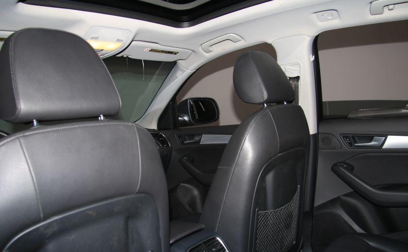 2013 Audi Q5 2.0L Premium QUATTRO CUIR TOIT PANO MAGS #20