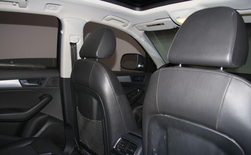 2013 Audi Q5 2.0L Premium QUATTRO CUIR TOIT PANO MAGS #22