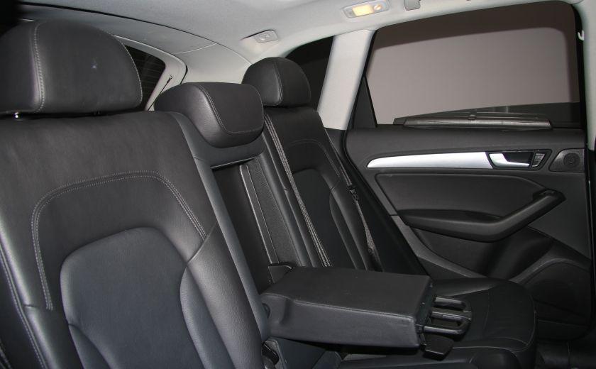 2013 Audi Q5 2.0L Premium QUATTRO CUIR TOIT PANO MAGS #23