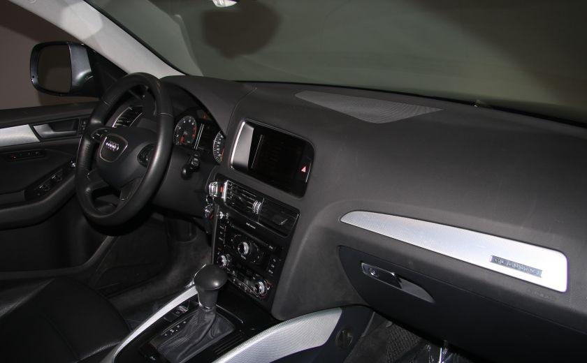 2013 Audi Q5 2.0L Premium QUATTRO CUIR TOIT PANO MAGS #24