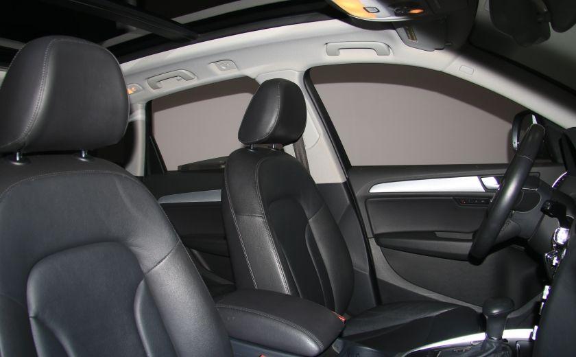 2013 Audi Q5 2.0L Premium QUATTRO CUIR TOIT PANO MAGS #26