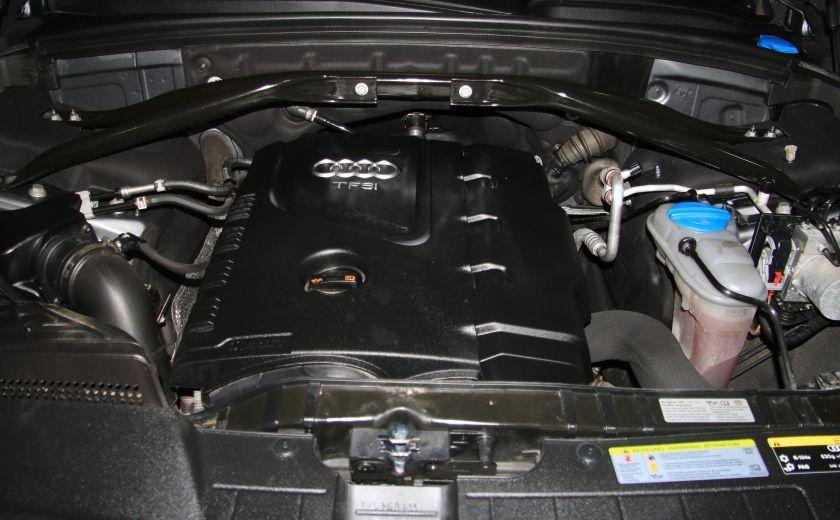 2013 Audi Q5 2.0L Premium QUATTRO CUIR TOIT PANO MAGS #27