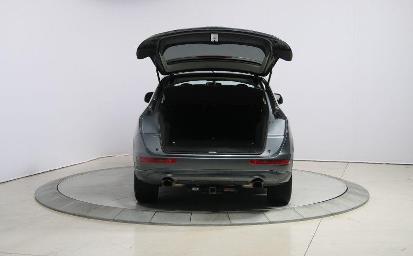 2013 Audi Q5 2.0L Premium QUATTRO CUIR TOIT PANO MAGS #29