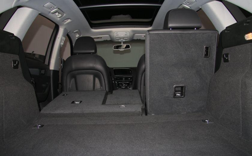2013 Audi Q5 2.0L Premium QUATTRO CUIR TOIT PANO MAGS #32