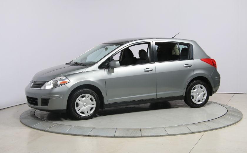 2012 Nissan Versa 1.8 S AUTO A/C GR ELECT #1