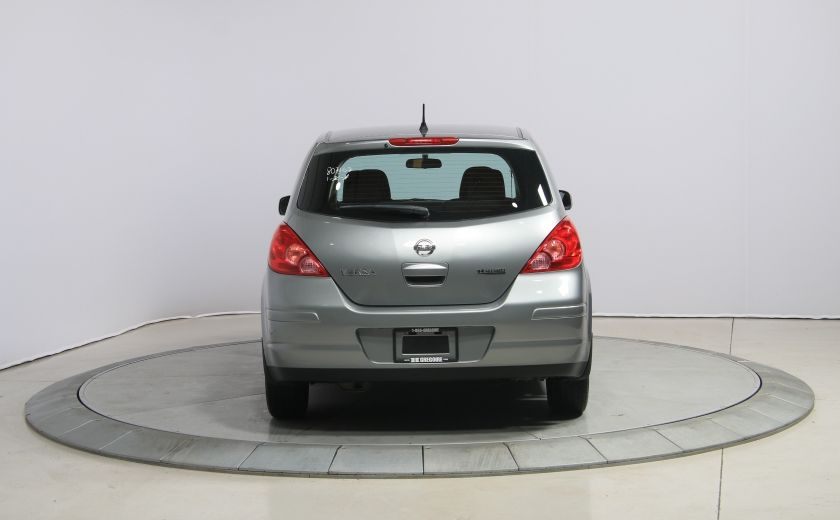 2012 Nissan Versa 1.8 S AUTO A/C GR ELECT #4