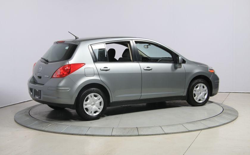 2012 Nissan Versa 1.8 S AUTO A/C GR ELECT #5