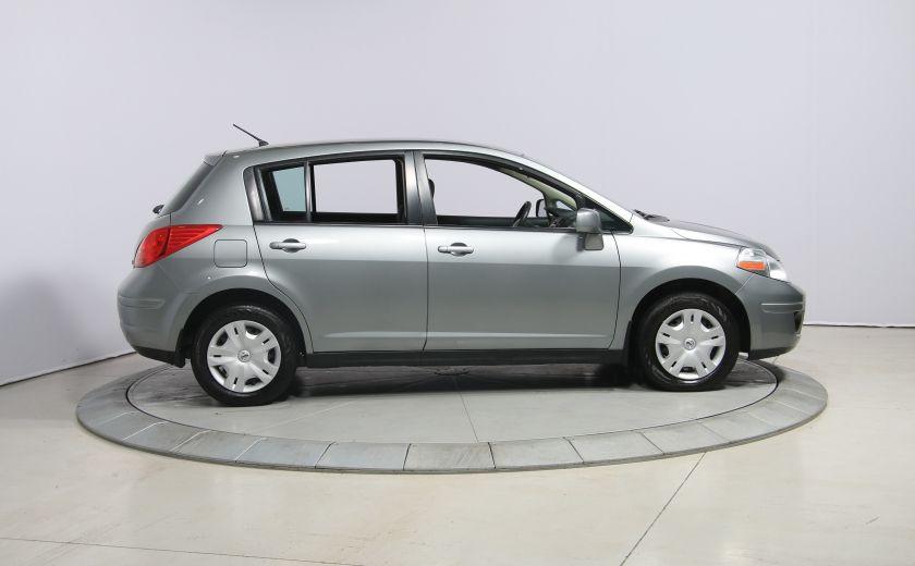 2012 Nissan Versa 1.8 S AUTO A/C GR ELECT #6