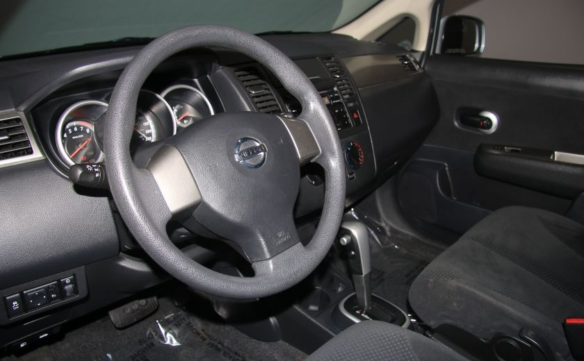 2012 Nissan Versa 1.8 S AUTO A/C GR ELECT #7