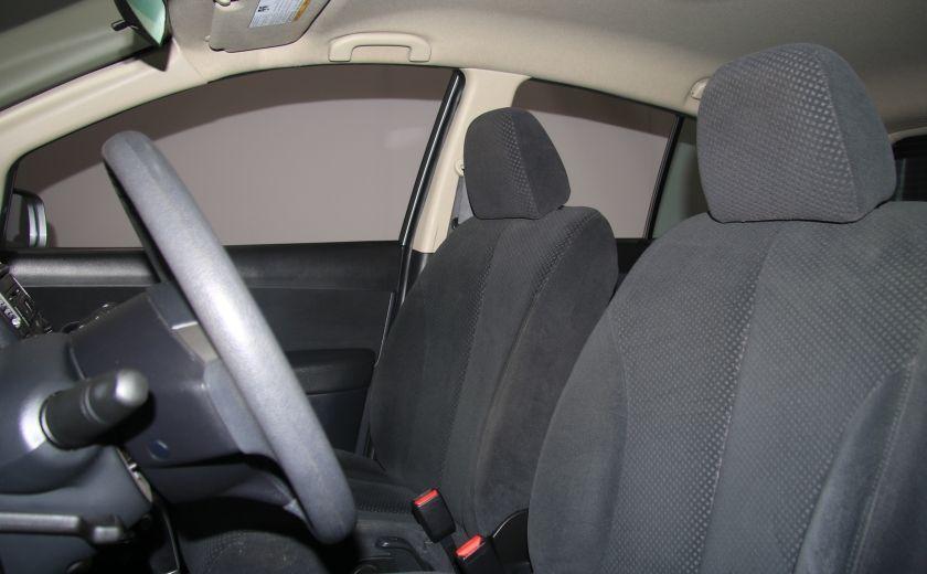 2012 Nissan Versa 1.8 S AUTO A/C GR ELECT #8