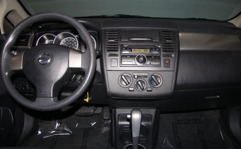2012 Nissan Versa 1.8 S AUTO A/C GR ELECT #10
