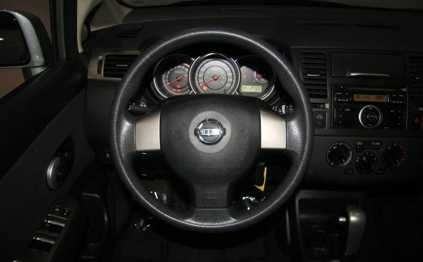 2012 Nissan Versa 1.8 S AUTO A/C GR ELECT #12