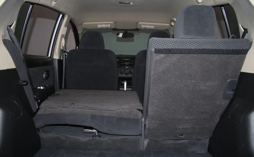 2012 Nissan Versa 1.8 S AUTO A/C GR ELECT #25