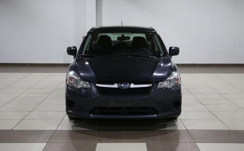 2013 Subaru Impreza 2.0i AWD AUTO A/C GR ELECT BLUETOOTH #1