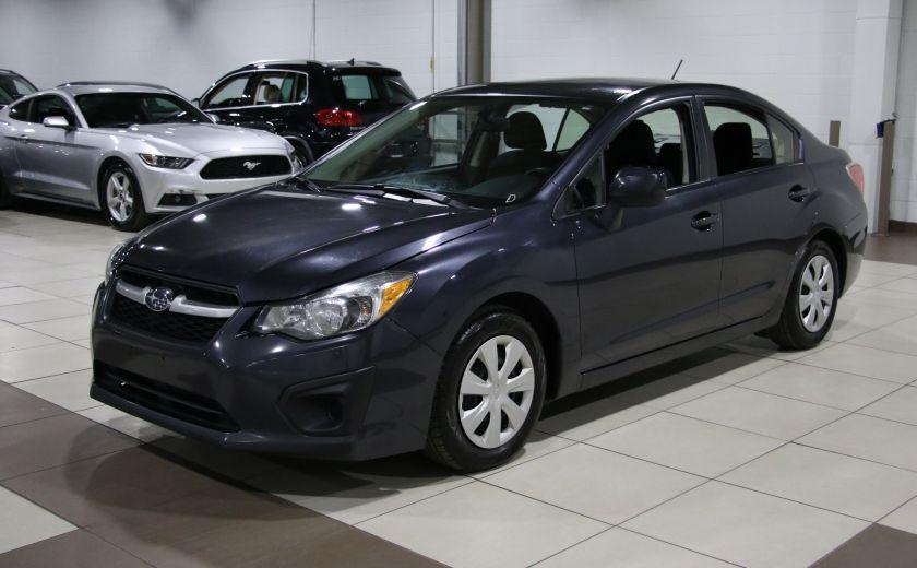 2013 Subaru Impreza 2.0i AWD AUTO A/C GR ELECT BLUETOOTH #2