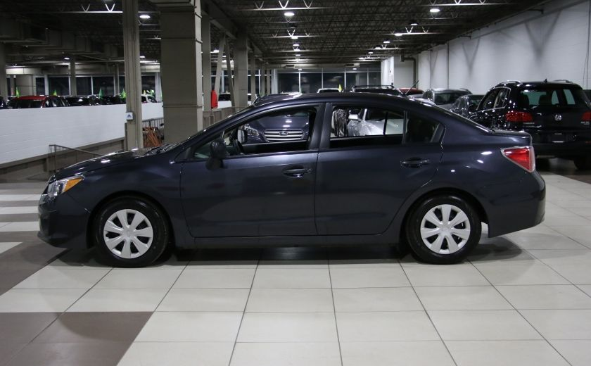 2013 Subaru Impreza 2.0i AWD AUTO A/C GR ELECT BLUETOOTH #3