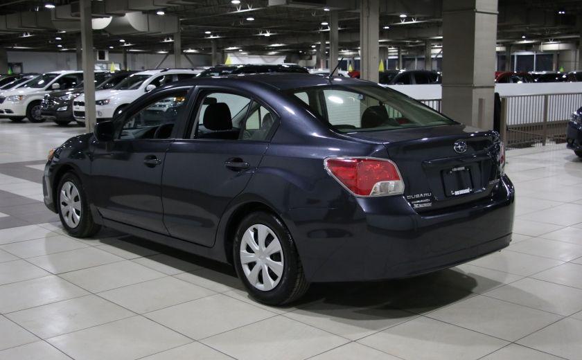2013 Subaru Impreza 2.0i AWD AUTO A/C GR ELECT BLUETOOTH #4