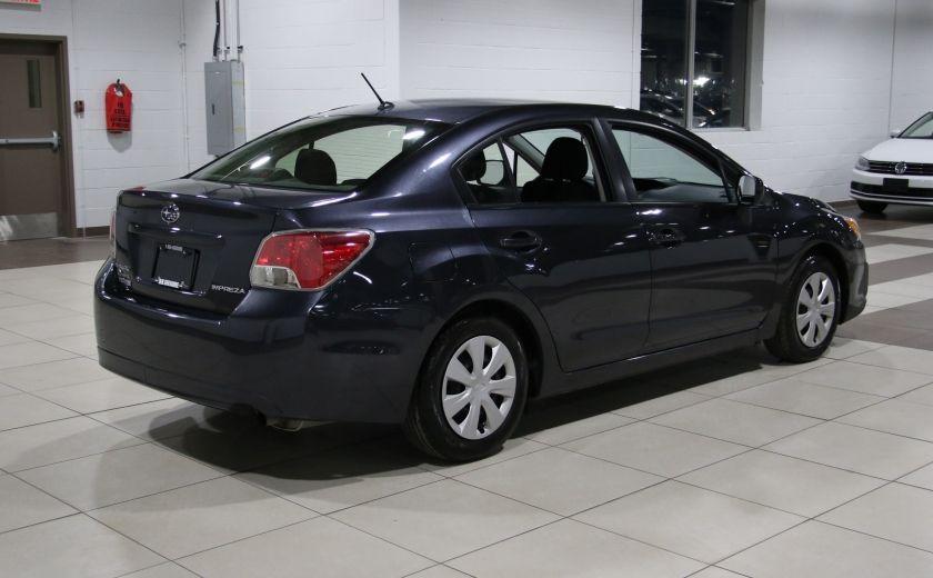 2013 Subaru Impreza 2.0i AWD AUTO A/C GR ELECT BLUETOOTH #6