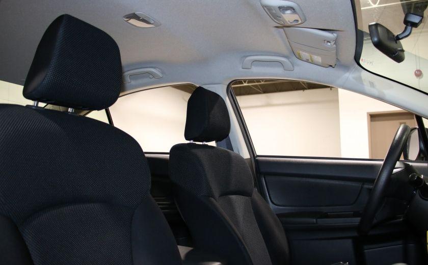 2013 Subaru Impreza 2.0i AWD AUTO A/C GR ELECT BLUETOOTH #21