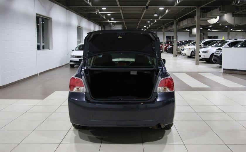 2013 Subaru Impreza 2.0i AWD AUTO A/C GR ELECT BLUETOOTH #24