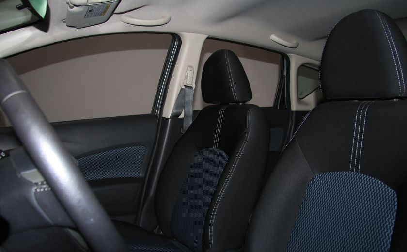 2014 Nissan Versa SL AUTO A/C GR ELECT NAVIGATION MAGS BLUETOOTH #9